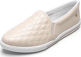 Dumond Slip On Dumond Matelassê Off-White