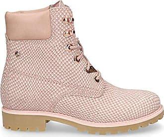 118daa1110dc8e Panama Jack Damen Stiefel Panama 03 Snake Napa Boots rosa - 39