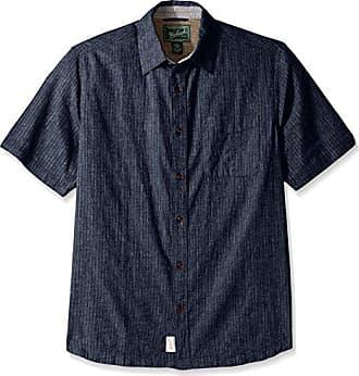 WOOLRICH Men/'s Small Blue Denim Button Long Sleeve Shirt New NWT