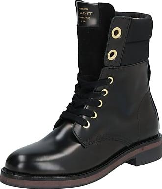 Details zu Gant Damen Stiefel Gr. 41 schwarz