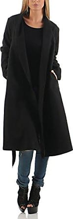 best website c2c53 fc5f3 Damen-Trenchcoats in Schwarz Shoppen: bis zu −80%   Stylight