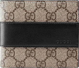 Gucci Portafoglio in tessuto GG Supreme