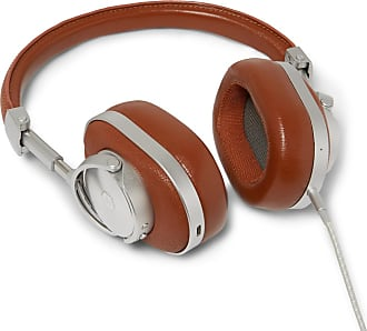 Master & Dynamic Mw60 Leather Wireless Over-ear Headphones - Brown