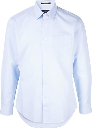 Durban Camisa com colarinho - Azul