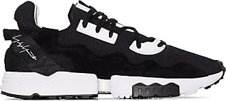 Yohji Yamamoto ZX Torsion low-top sneakers - Black