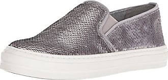 Nine West Womens OBLIVIATOR Synthetic Sneaker, Grey/Multi, 8.5 M US