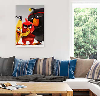 Reinders home24 Tableau déco Angry Birds II