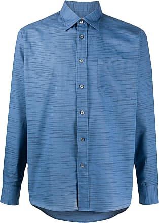 Missoni Camisa mangas longas - Azul
