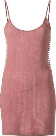Nagnata Vestido com listras - Rosa