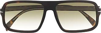 David Beckham Óculos de sol quadrado - Verde
