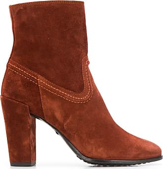 Tod's Ankle boot clássica - Marrom