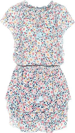 Poupette St Barth Elsa printed minidress