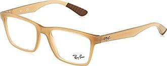 656bf3197c Ray-Ban 0Rx7025 Monturas de gafas, Transparente Beige, 55 para Hombre