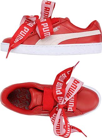 Puma : Chaussures en Rouge jusqu'à −55% | Stylight