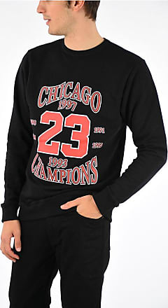 Ih Nom Uh Nit Printed CHICAGO BULLS Sweatshirt size S