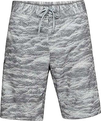 673b95dba8dd1 Under Armour Mens UA Reblek Printed Boardshort - 31 -  Graphite/Anthracite/Overcast Grey
