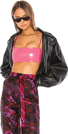 h:ours Kirah Crop Top in Pink