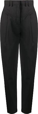 Philosophy di Lorenzo Serafini high-waisted cropped trousers - Black