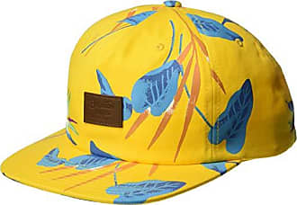 Brixton Mens Grade II Unstructured Crown Medium Profile Snapback HAT, Canary, O/S