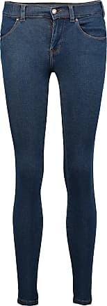 Dr. Denim Dixy Skinny Jeans blau