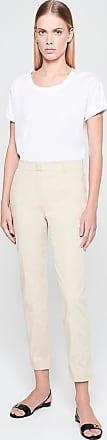 Escada Sport Cotton Twill Cropped Pants