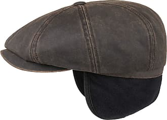 Stetson Hatteras Old Cotton Ear Flap Cap Men  0a6a7d195712
