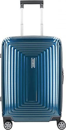Samsonite Neopulse Spinner valigia da cabina a 4 ruote 55 cm metallic blue