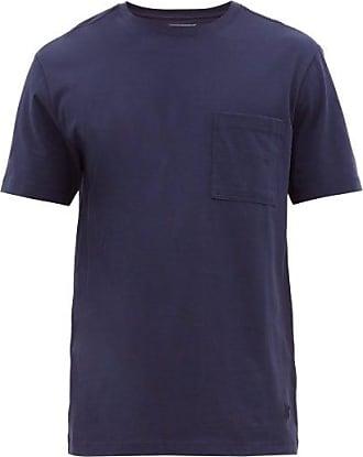 Vilebrequin Teegus Cotton T-shirt - Mens - Navy