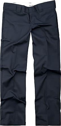 Dickies 873 Slim Straight Work Pant - Chino - navy