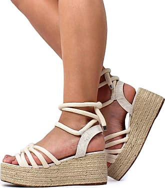 Damannu Shoes Sandália Thaila - Cor: Nude - Tamanho: 38
