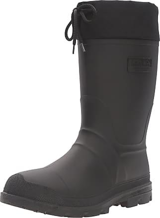 kamik Icebreaker, Mens Wellington Boots, Black (Black-Noir Blk), 13 UK (47 EU)