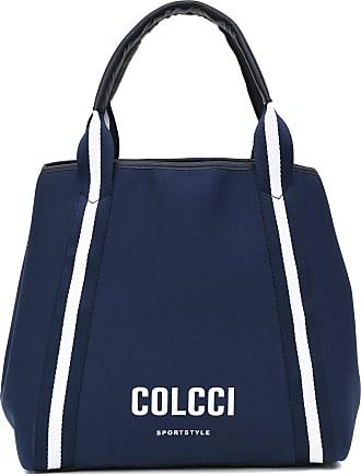 Colcci Fitness Bolsa Colcci Fitness Listrada Azul