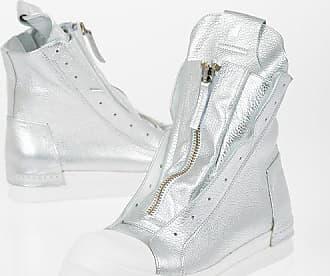 Cinzia Araia high-top sneakers in pelle taglia 44
