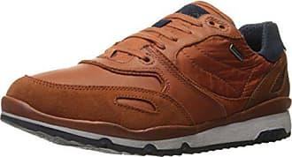 Geox Men's Myetibabx1 Winter Boot, Chestnut Brown, 45 EU12