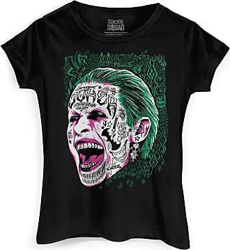 DC Comics Camiseta Esquadrão Suicida The Joker Prince of Crime
