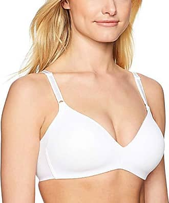 Warners Womens Blissful Benefits Easy Size Simple Sized No Dig Wirefree Bra T-Shirt Bra