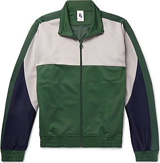 2ad3d3e6a81b Nike + Martine Rose Colour-block Tech-jersey Track Jacket - Forest green