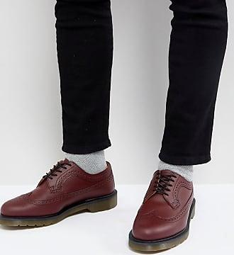a992c3ea13e0b Dr. Martens Zapatos Oxford en rojo cereza 3989 de Dr Martens