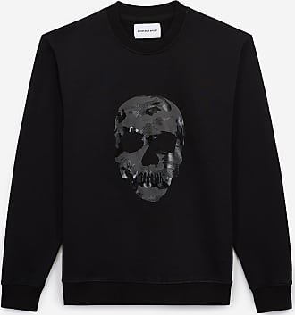 The Kooples Sweatshirt aus Molton mit Piercings - DAMEN