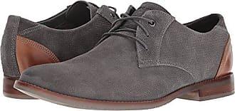 Rockport Mens Style Purpose Blucher Shoe, castlerock suede, 8 W US