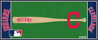 Fanmats Fan Mats Cleveland Indians Baseball Bat Runner - 16918