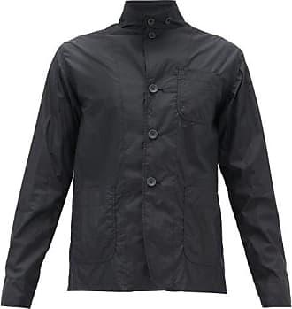 Herno Patch-pocket Technical Jacket - Mens - Navy