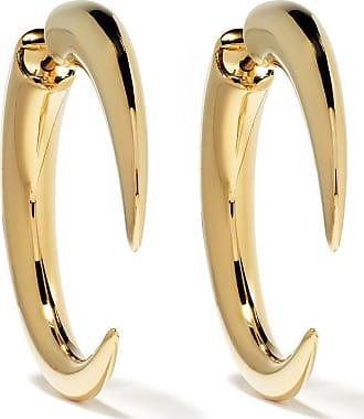 Shaun Leane large Quill Talon earrings - Gold