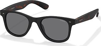 Polaroid Mens PLD 1016/S Y2 LL1 Sunglasses, Matte Black Dark Havana/Grey Pz, 50