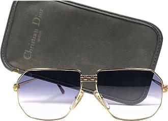 d0e94c1c42a7 Dior New Vintage Christian Dior Monsieur 2391 Gold Panthere Sunglasses 1970s  Austria