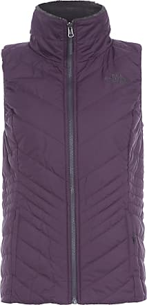 The North Face Colete Insulated Reversible The North Face - Roxo