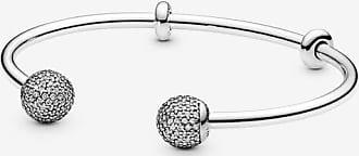 bracelet jonc ouvert pandora moments
