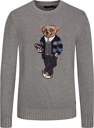 Ralph Lauren® Rundhals Pullover in Grau: bis zu −50% | Stylight