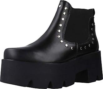 Yellow Women Womens Boots Tokio Black 4 UK