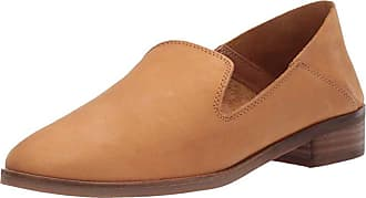 Lucky Brand Womens Cahill Loafer Flat, Sienna, 8.5 W US